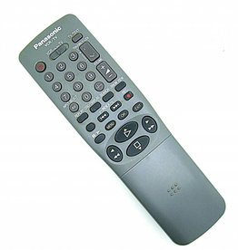 Panasonic Original Panasonic remote control EUR571739 VCR/TV