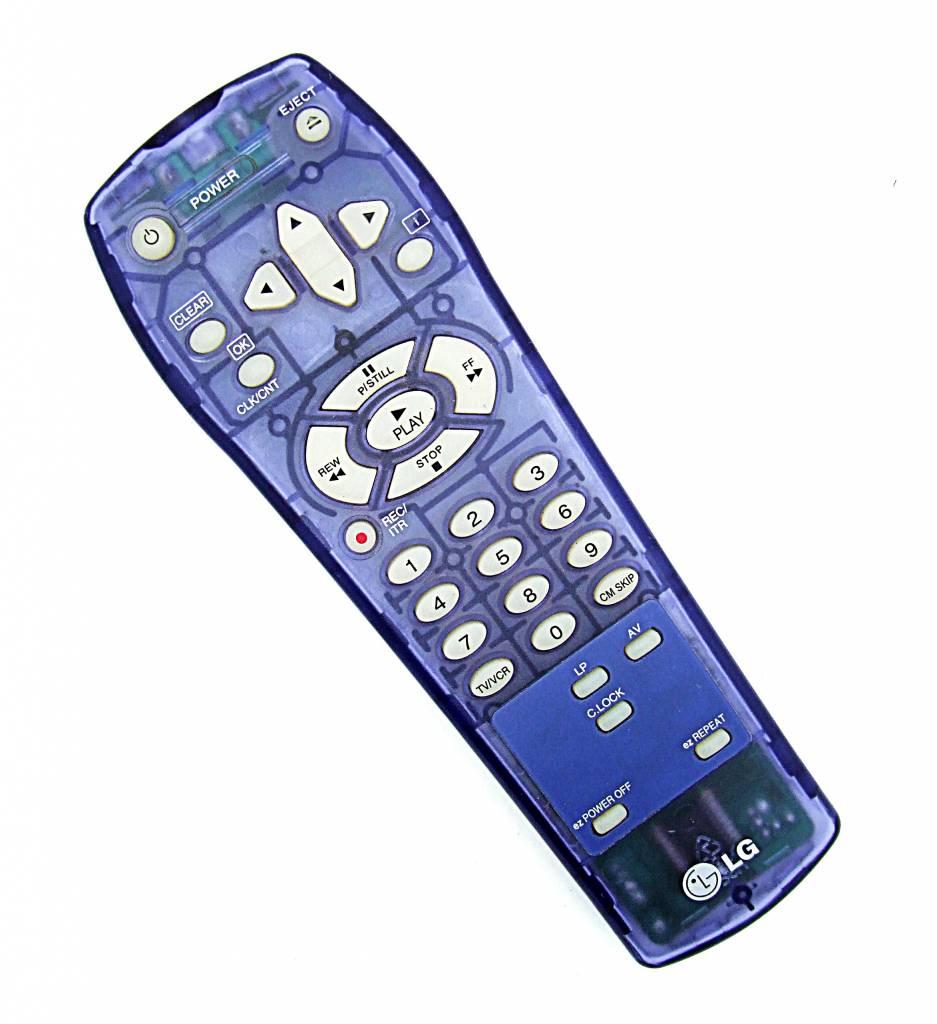 LG Original LG Fernbedienung TV/VCR remote control