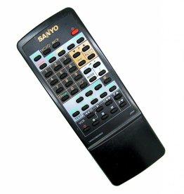 Sanyo Original Sanyo 1AV0U10B00900 JXPF TV/videorecorder remote control