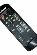 Original Ankaro Fernbedienung FB490 TV remote control