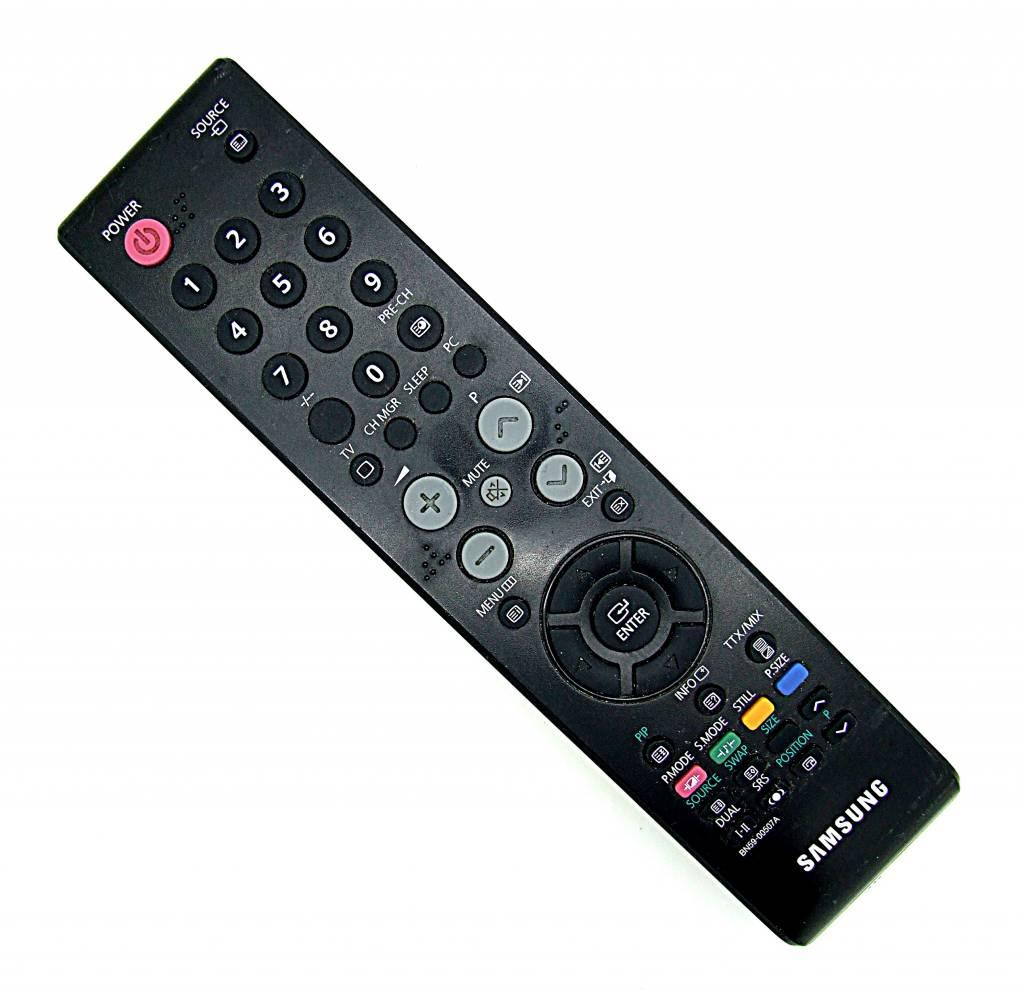 Samsung Original Samsung Fernbedienung BN59-00507A TV remote control