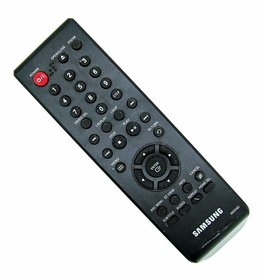 Samsung Original Samsung 00054D DVD Player remote control for DVD-HD860