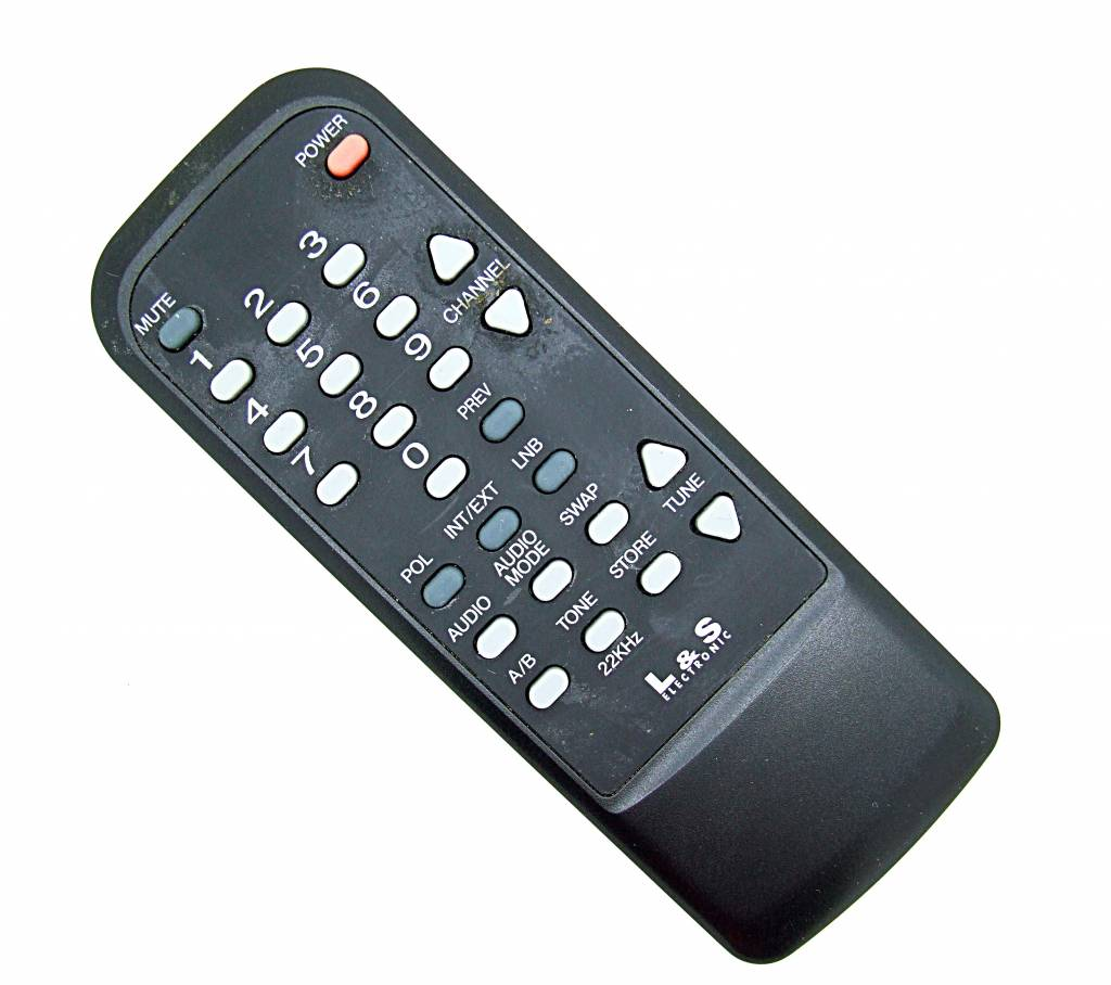 Original L&S Fernbedienung 22KHz TV remote control
