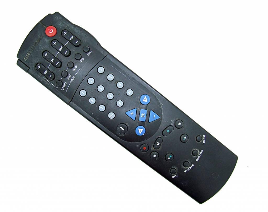 Grundig Original Grundig Fernbedienung TV/VCR remote control