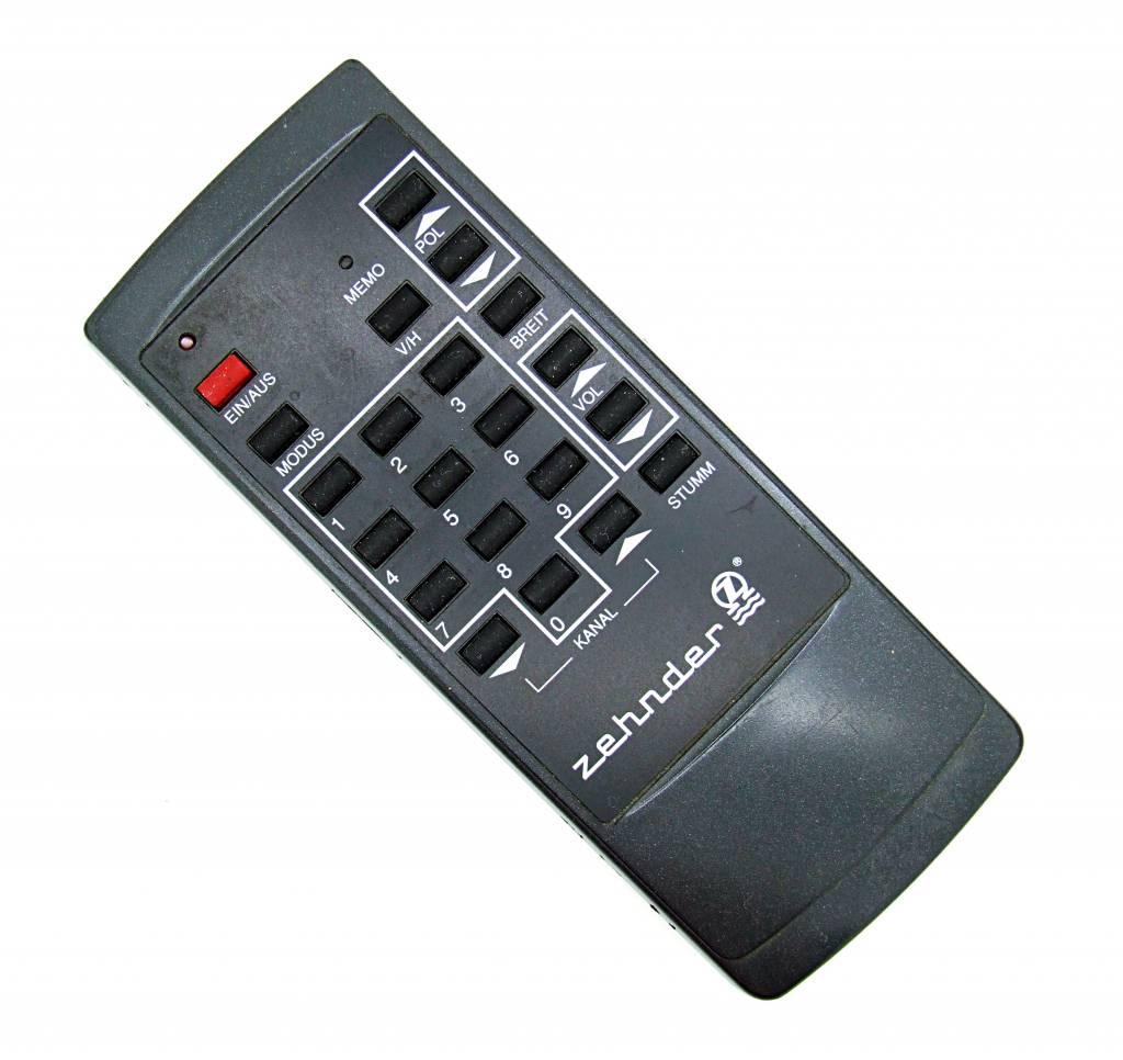 Original Zehnder TV remote control