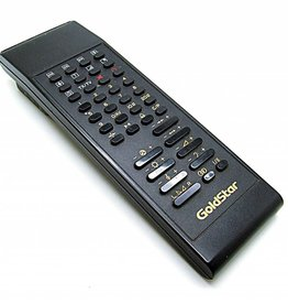 Goldstar Original Goldstar TV remote control