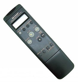 Sharp Original Sharp G0849GE VCR remote control