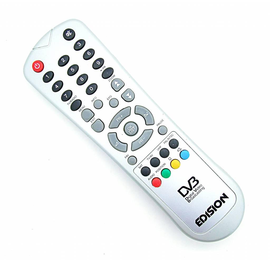 Original DVB Fernbedienung Edision TV remote control