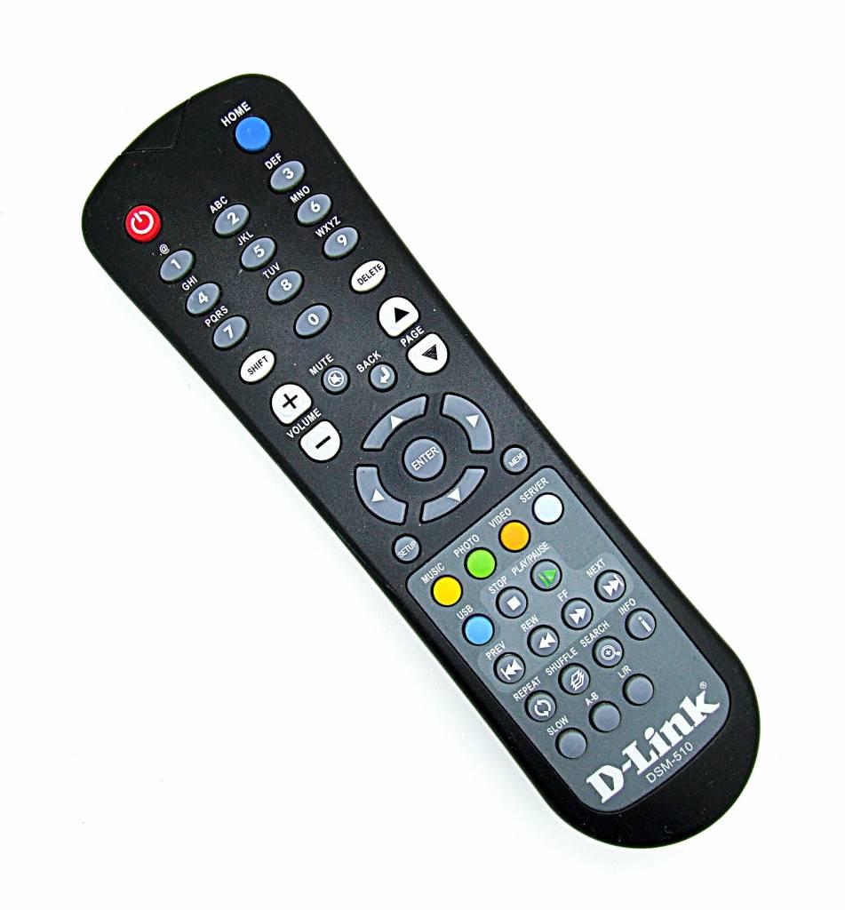 D-Link Original D-Link DSM-510 PC remote control