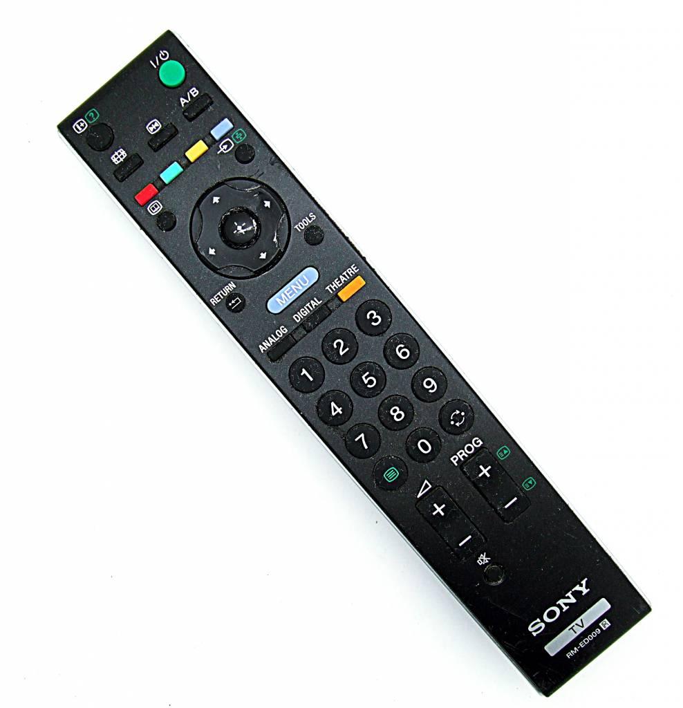 Sony Original Sony Fernbedienung RM-ED009 TV remote control