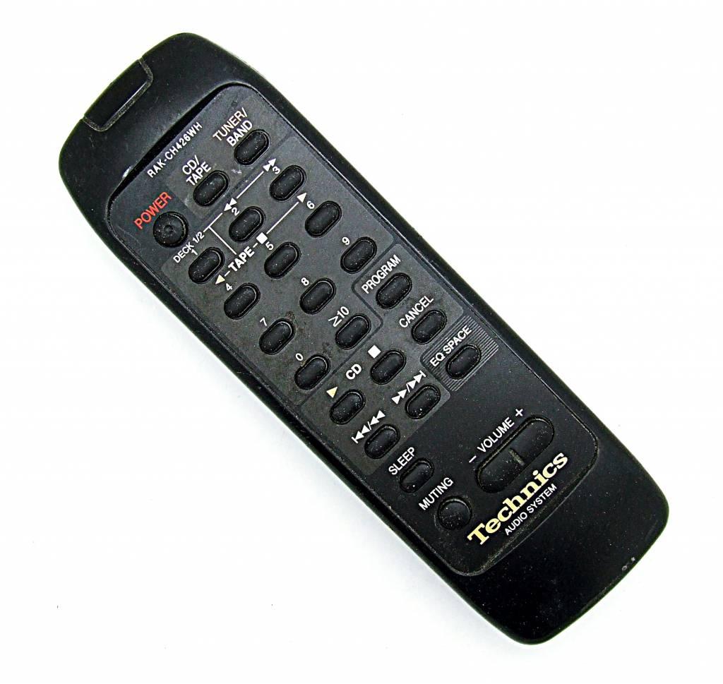 Technics Original Technics Fernbedienung RAK-CH426WH CD-Player remote control