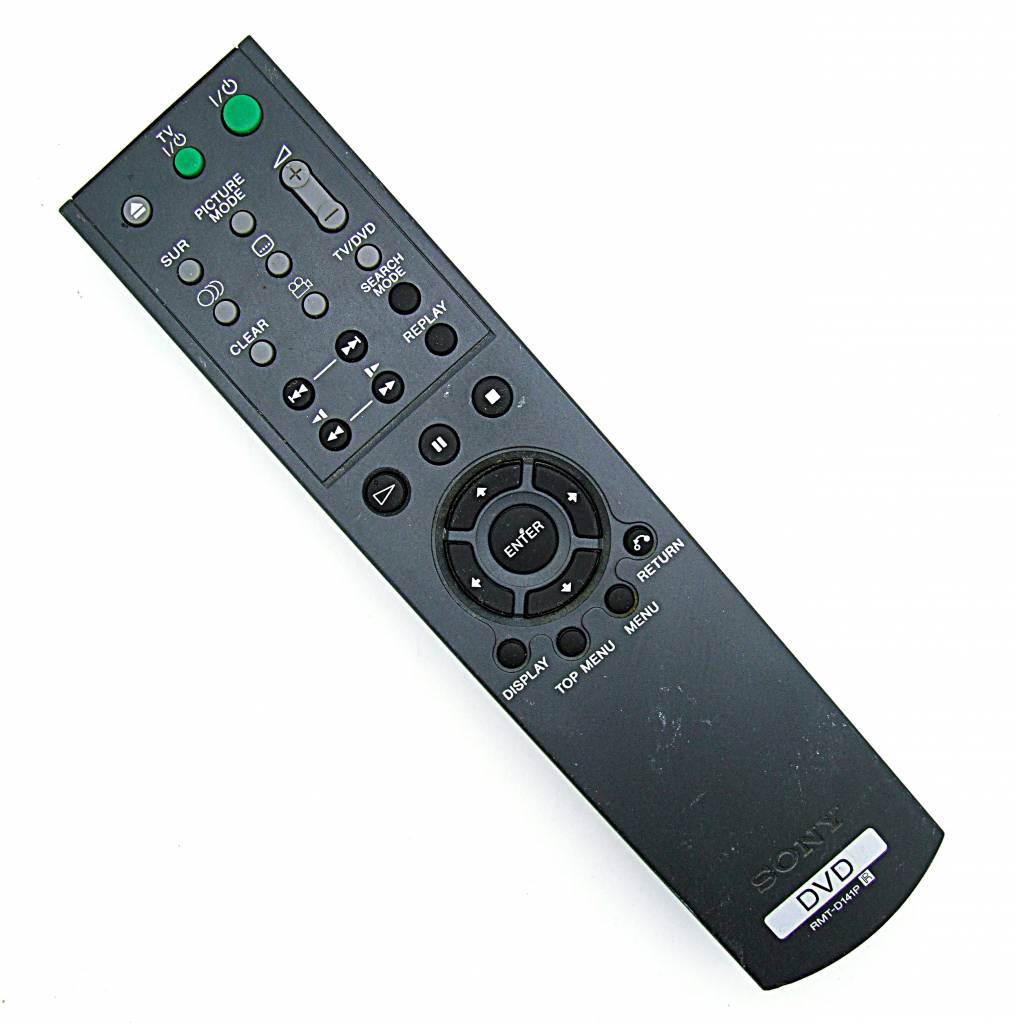 Sony Original Sony Fernbedienung RMT-D141P DVD remote control