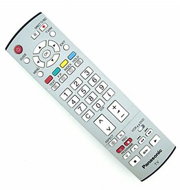 Panasonic Original Panasonic EUR7651030A VCR,DVD,TV remote control