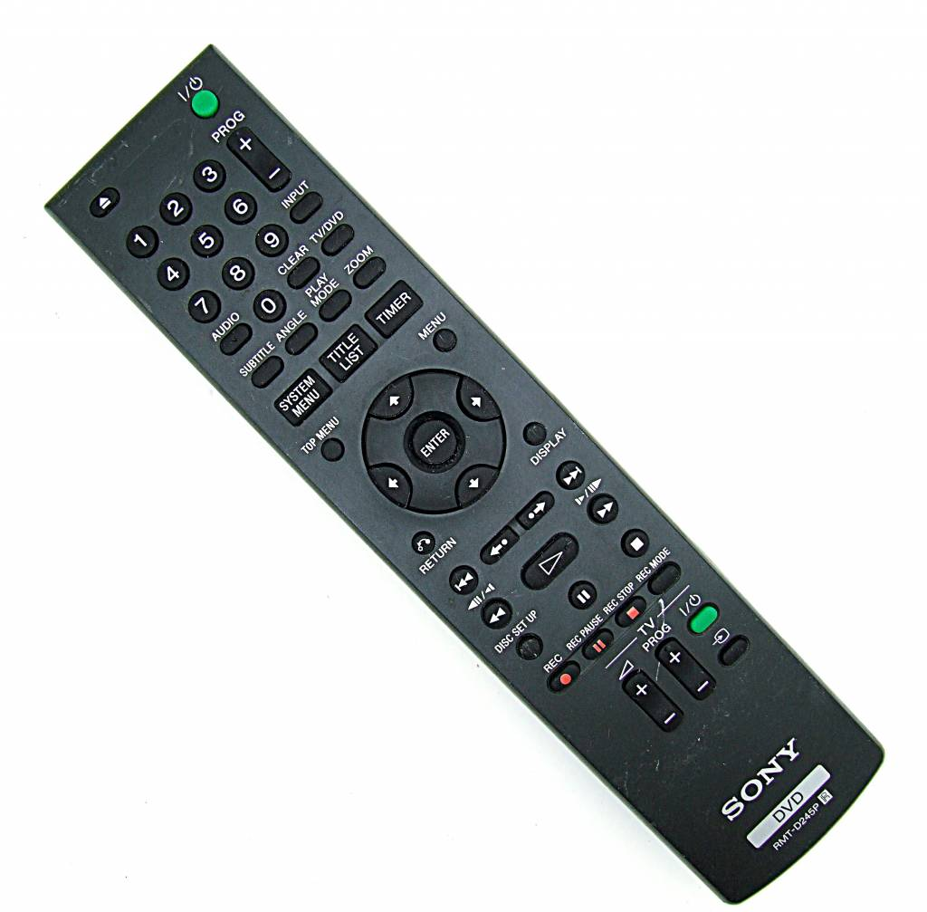 Sony Original Sony Fernbedienung RMT-D245P DVD remote control