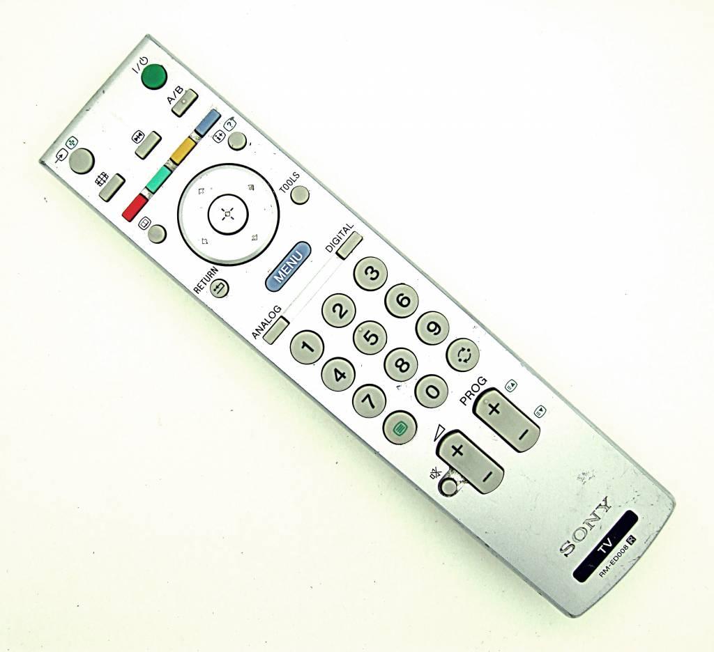 Sony Original Sony Fernbedienung RM-ED008 TV remote control