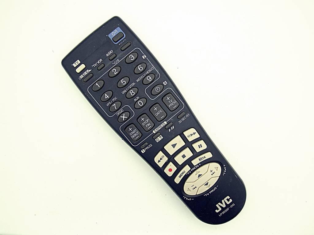 JVC Original JVC Fernbedienung LP20337-013 TV/VCR remote control
