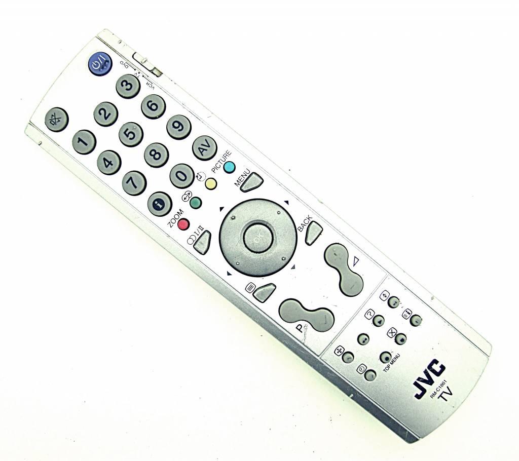 JVC Original JVC Fernbedienung RM-C1861 VCR/DVD/TV remote control