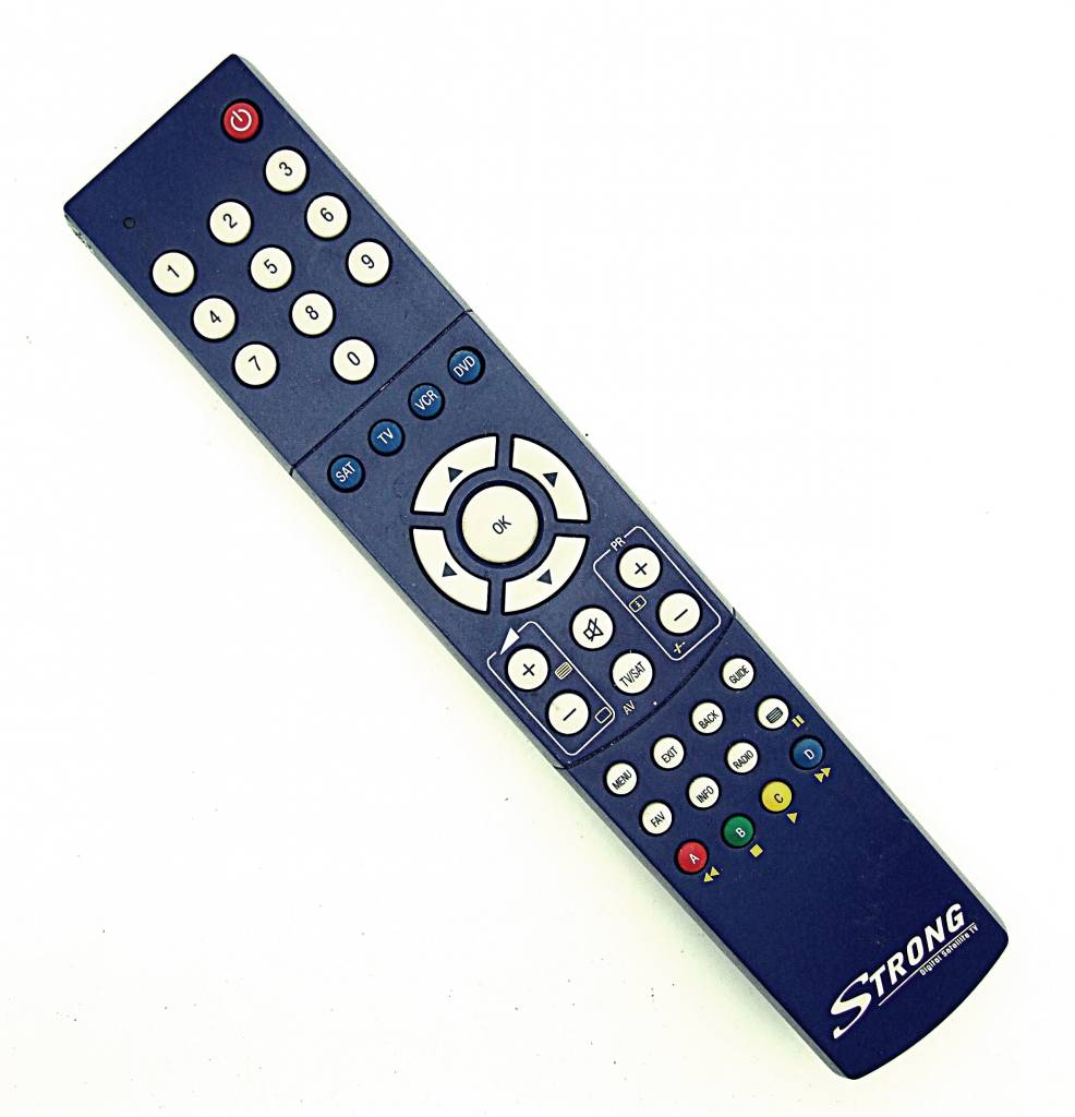 Strong Original Strong Fernbedienung Digital SAT TV remote control