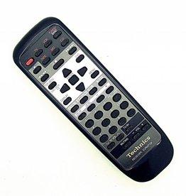 Technics Original Technics EUR647134 TV/VCR/CD/MD/TAPE remote control