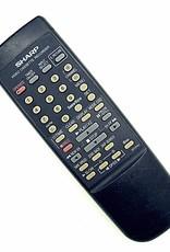 Sharp Original Sharp G0131AJ video recorder remote control