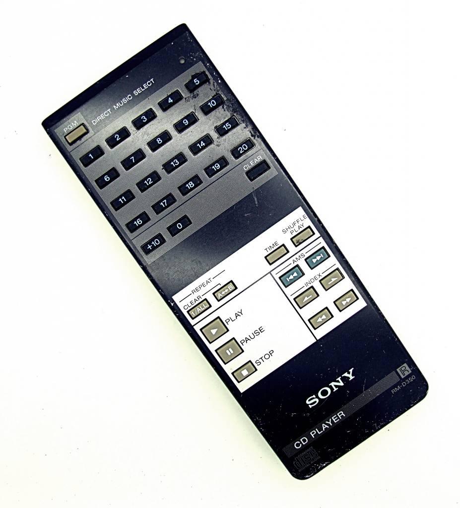 Sony Original Sony Fernbedienung RM-D350 CD Player remote control