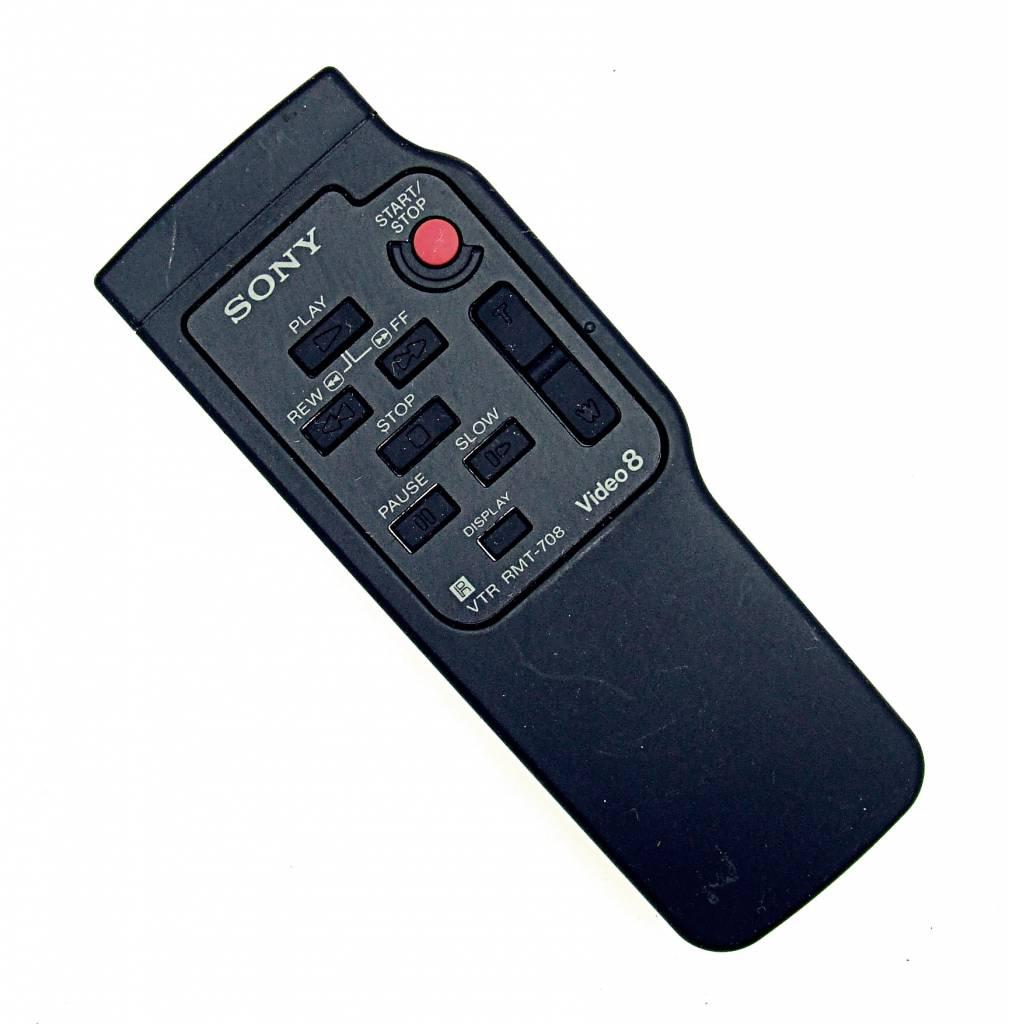 Sony Original Sony Fernbedienung RMT-708 VTR Video 8 remote control