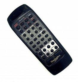 Technics Original Technics RAK-SA179XH TV,VCR,CD,Tape remote control