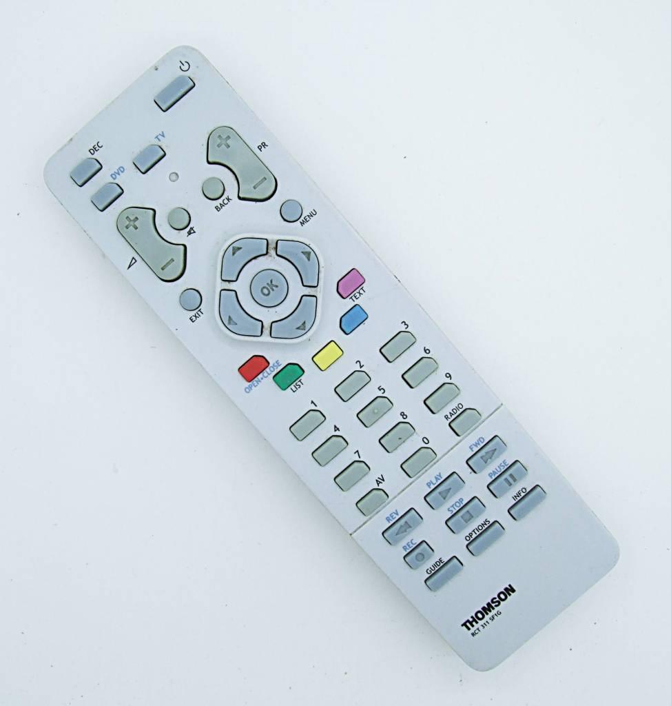 Thomson Original Thomson Fernbedienung RCT311SF1G TV/DVD remote control