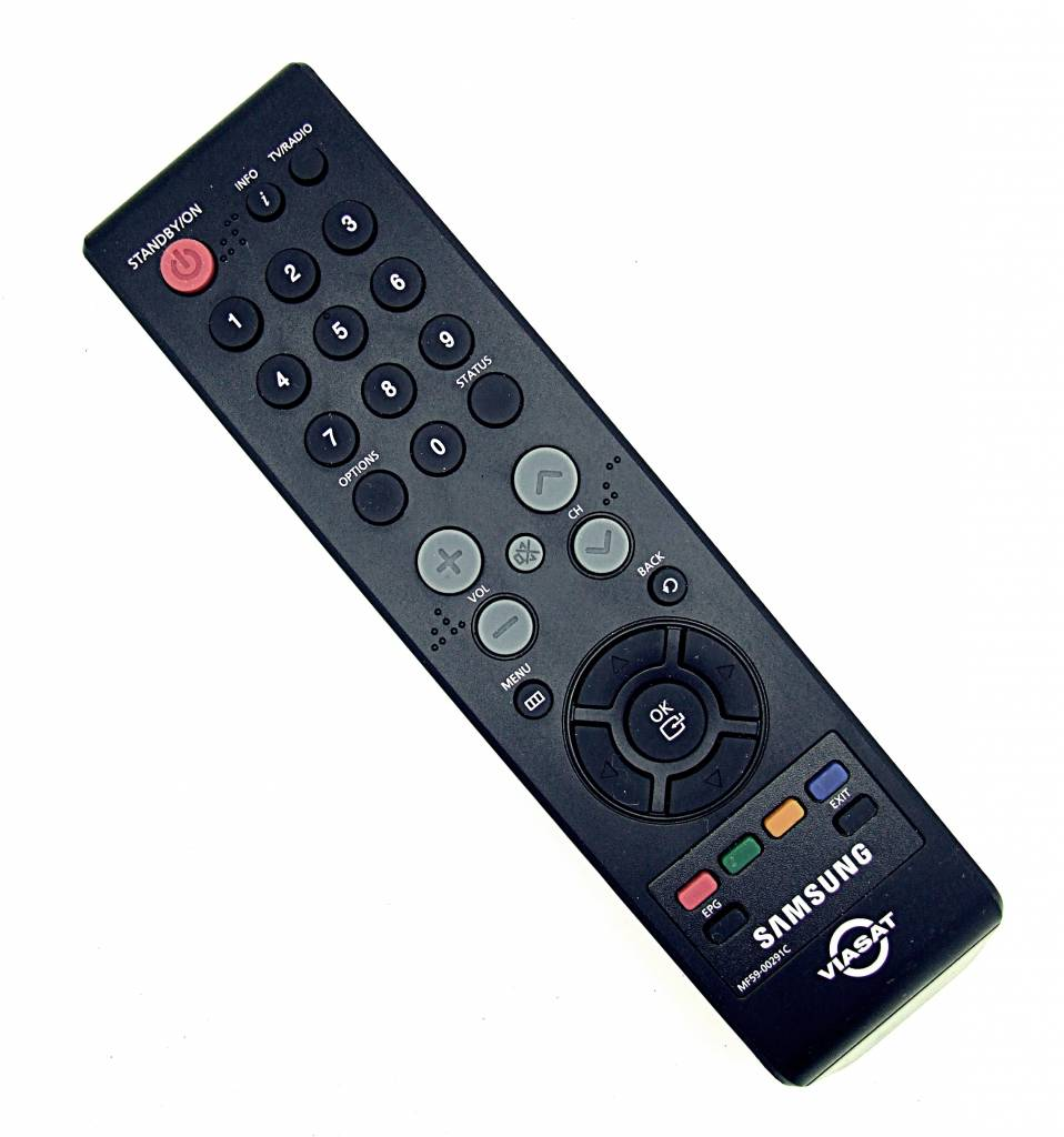 Samsung Original Samsung Fernbedienung MF59-00291C Viasat TV/Radio remote control