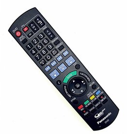 Panasonic Original Panasonic Fernbedienung N2QAYB000124 TV/DVD remote control