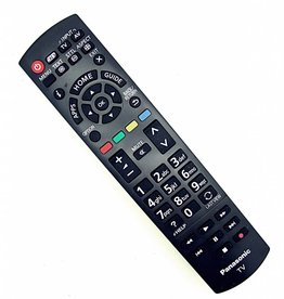 Panasonic Original Panasonic Fernbedienung N2QAYB000829 LCD-TV remote control