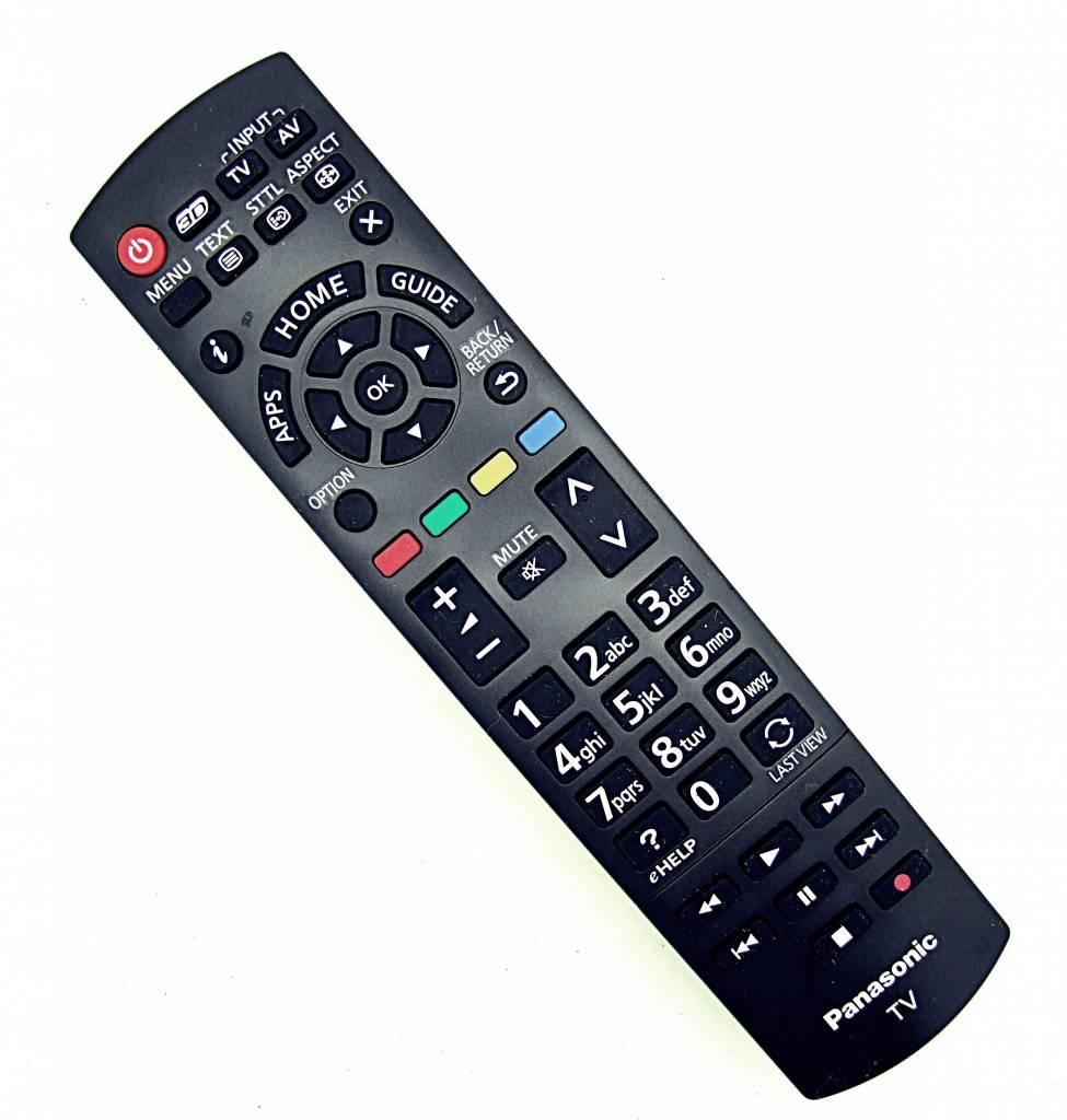 Panasonic Original Panasonic Fernbedienung N2QAYB000829 LCD-TV remote control