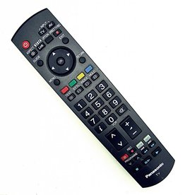 Panasonic Original Panasonic Fernbedienung EUR7737250 TV,VCR,DVD remote control