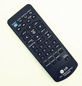 LG Original LG AKB72909502 DVD Player remote control