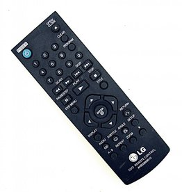 LG Original LG AKB33659510 DVD Player remote control
