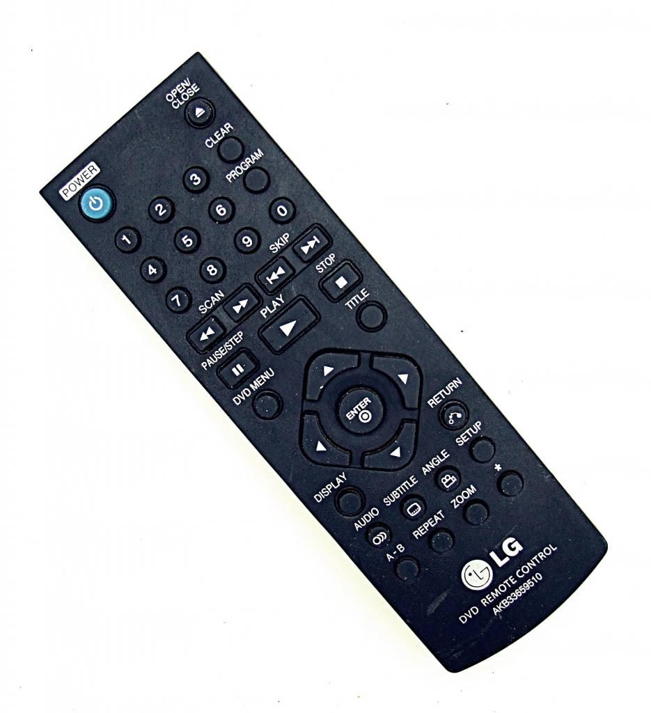 LG Original LG Fernbedienung AKB33659510 DVD Player remote control