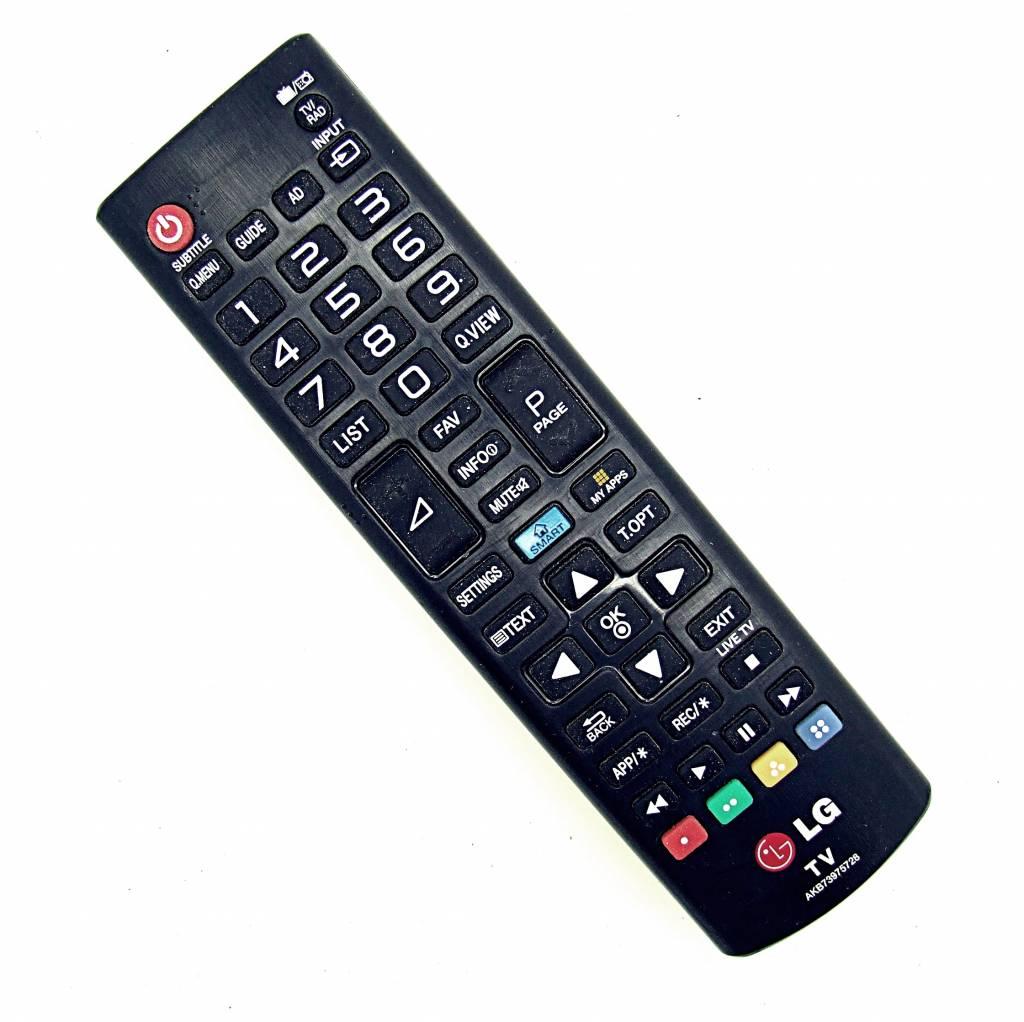 Original LG Fernbedienung 720.204 TV remote control 720204