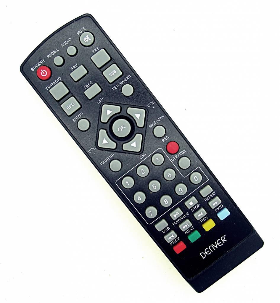 Denver Original Denver DMB-113CI DTV/VCR remote control