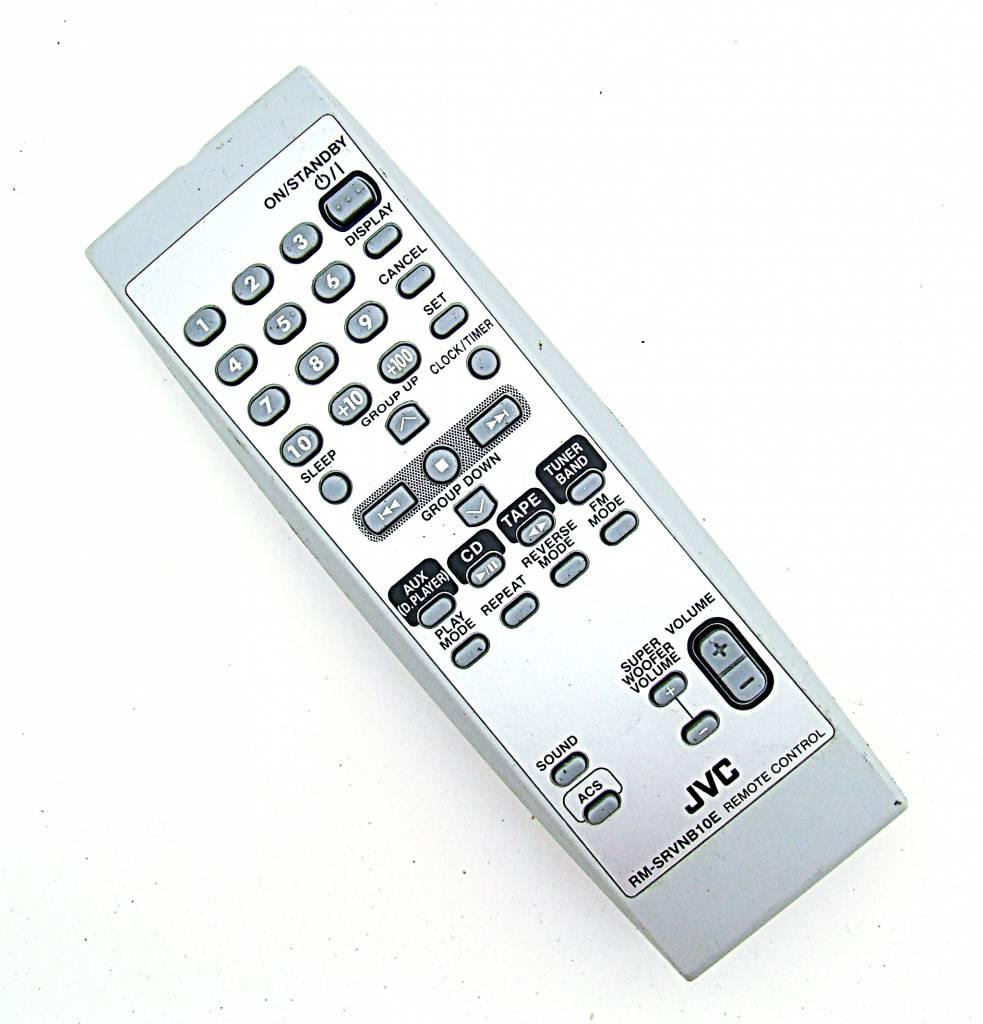 JVC Original JVC RM-SRVNB10E for Ghettoblaster remote control