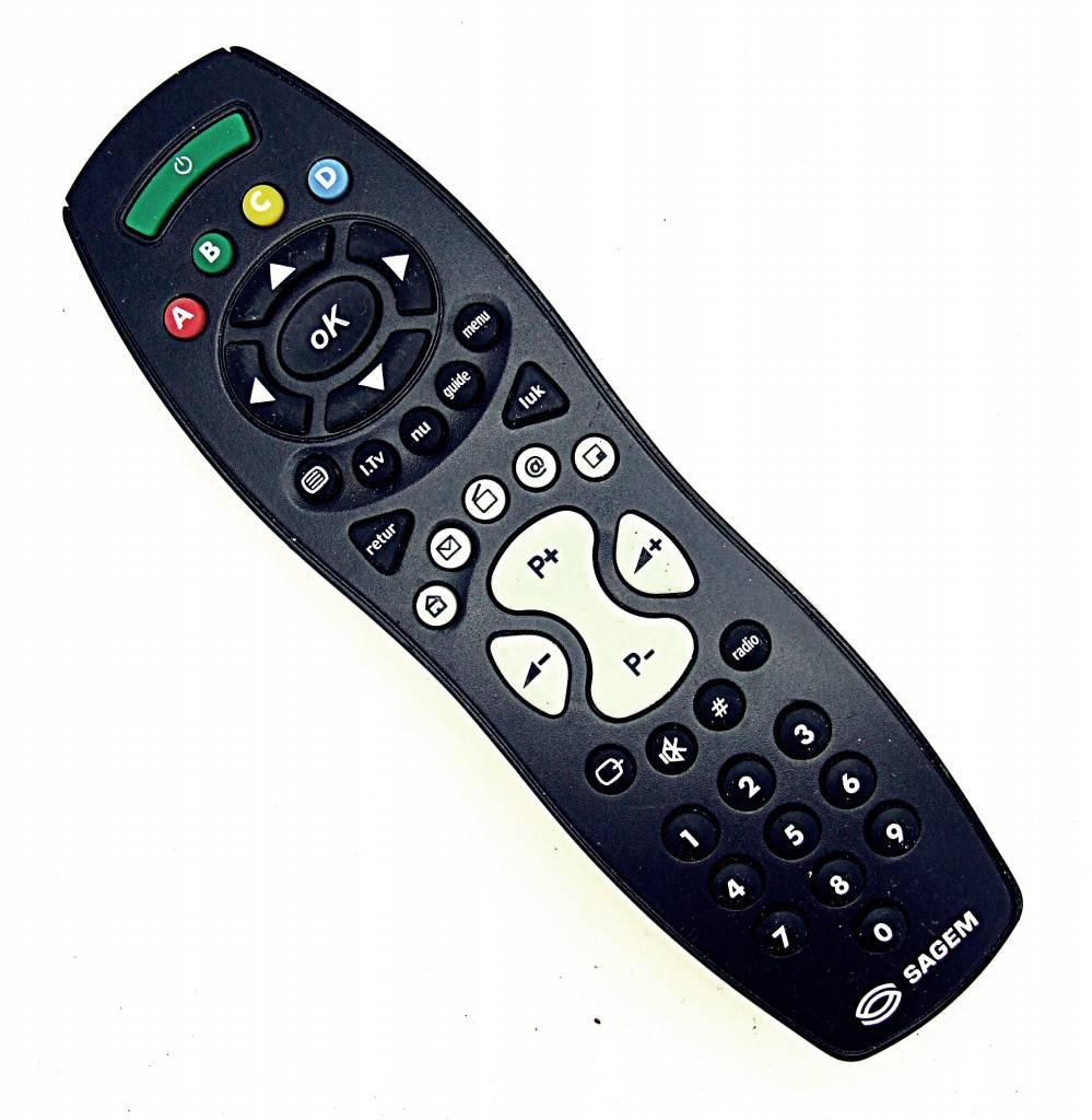 Sagem Original Sagem Fernbedienung TV, SAT remote control