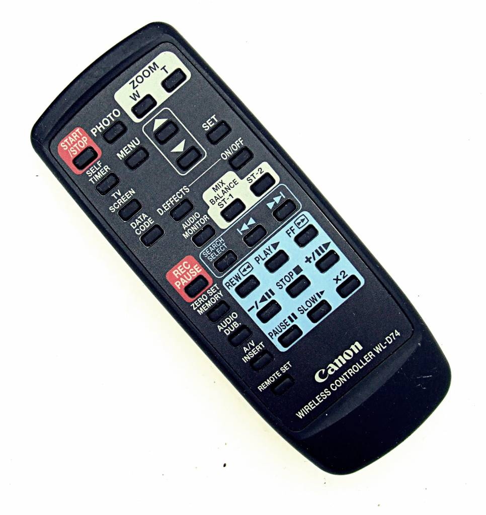 Canon Original Canon WL-D74 for Camcorder remote control
