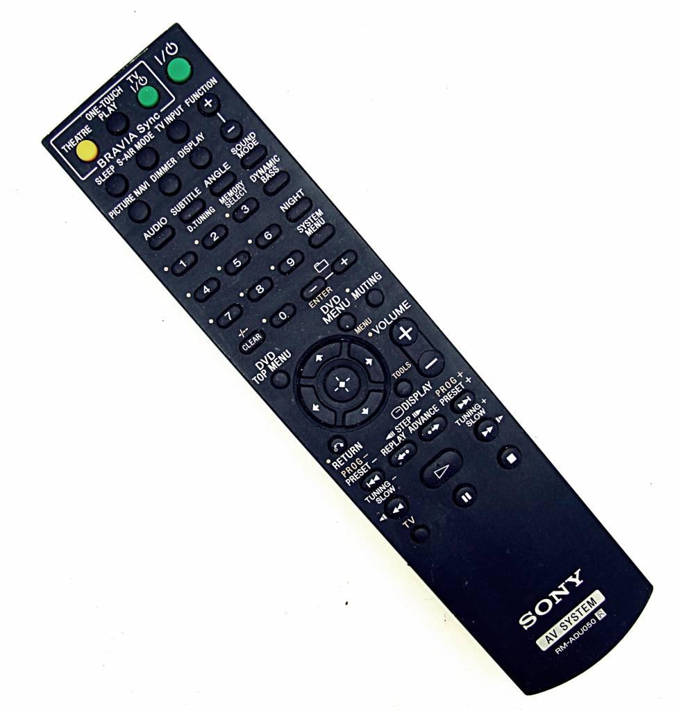 Sony Original Sony Fernbedienung RM-ADU050 AV System remote control
