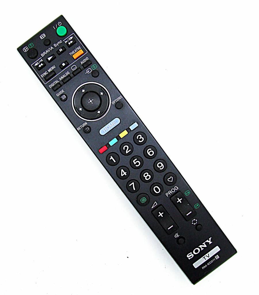 Sony Original Sony Fernbedienung RM-ED011 TV remote control
