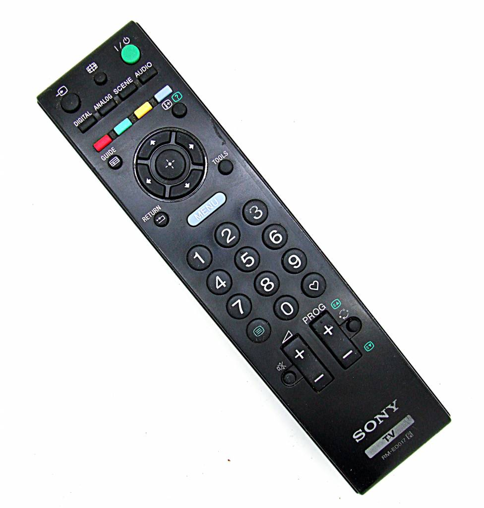 Sony Original Sony TV RM-ED017 remote control