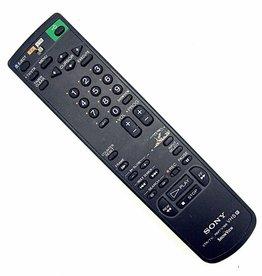 Sony Original Sony Fernbedienung RMT-V166 VHS remote control