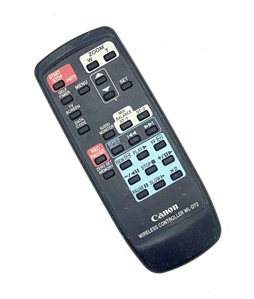 Canon Original Canon Wireless Controler WL-D72 remote control