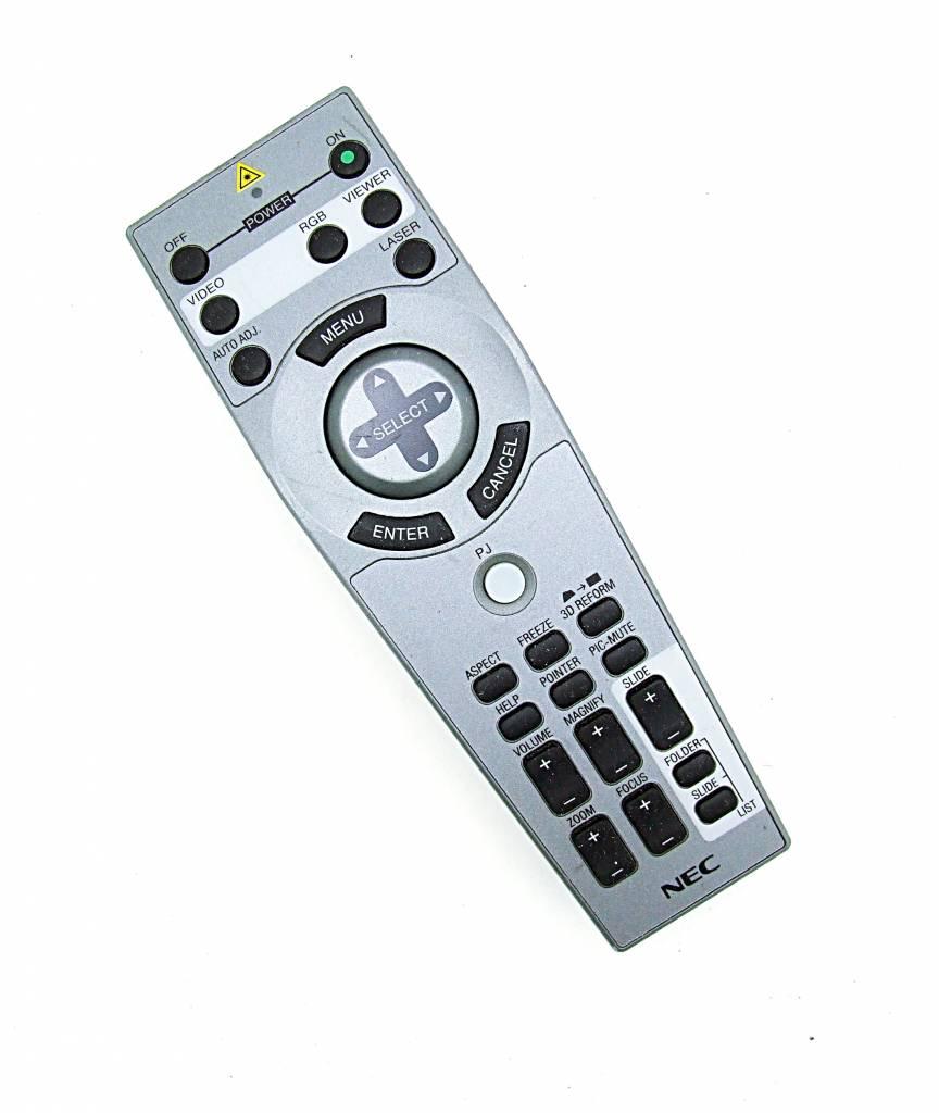 NEC Original Nec REV03A remote control