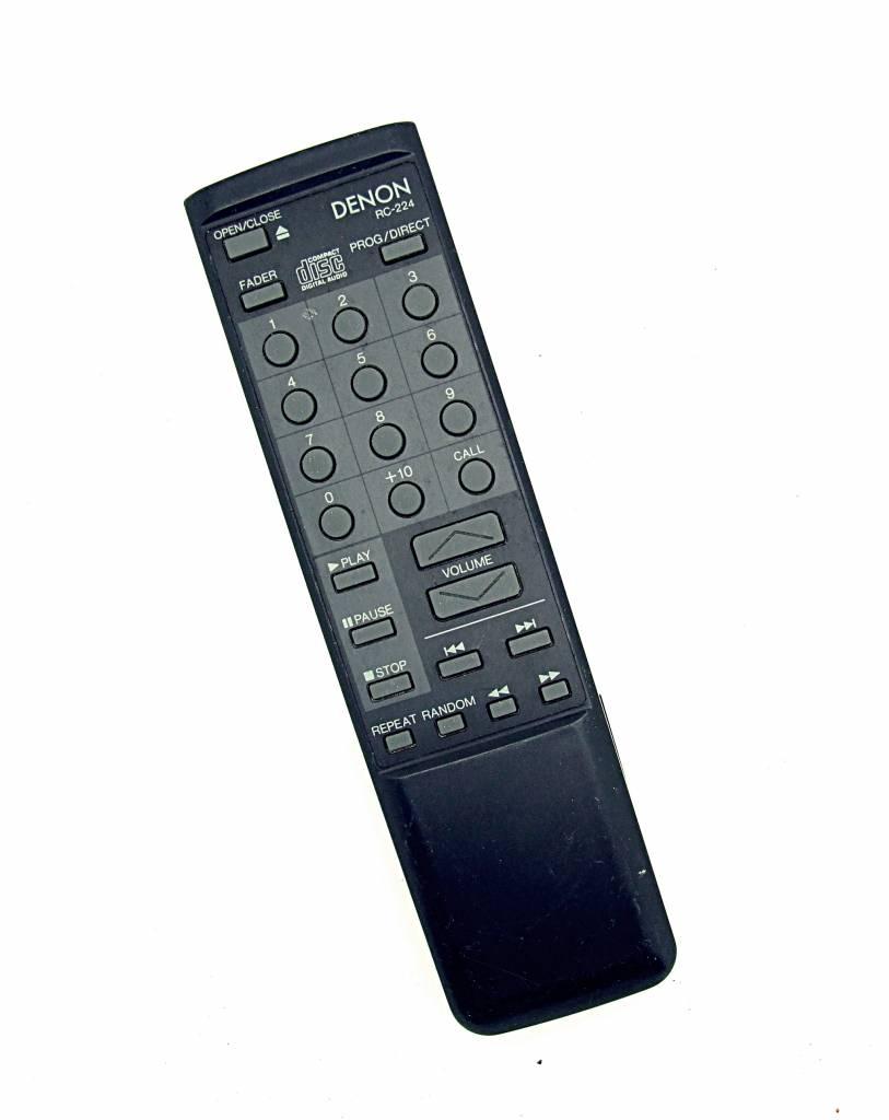 Denon Original Denon RC-224 remote control