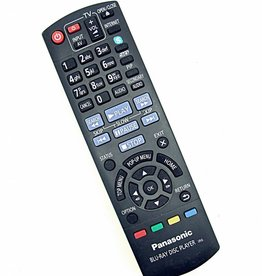 Panasonic Original Panasonic Blu-Ray Disc Player Fernbedienung N2QAYB000738 remote control