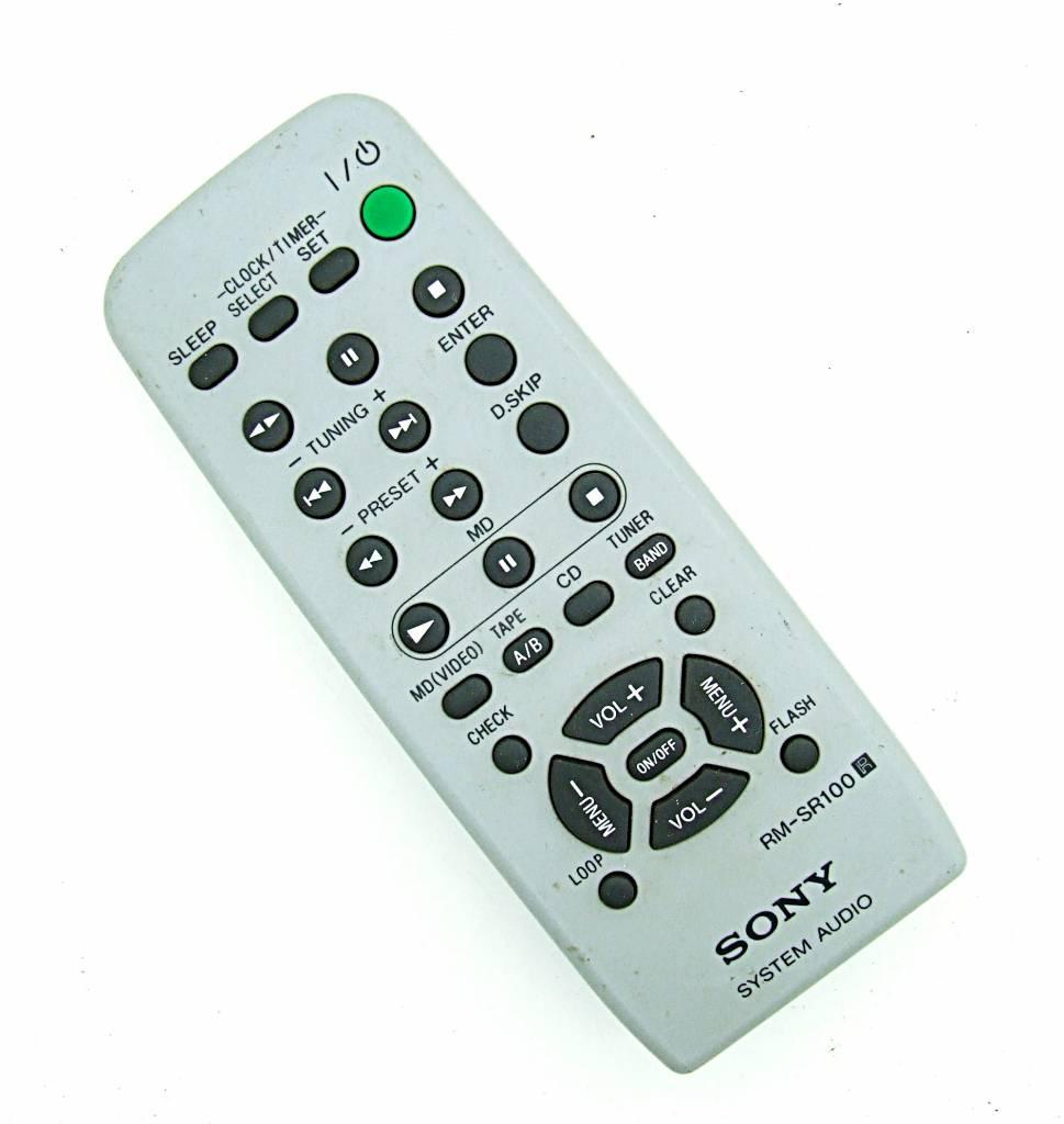 Sony Original Sony Fernbedienung RM-SR100 Audio System remote control